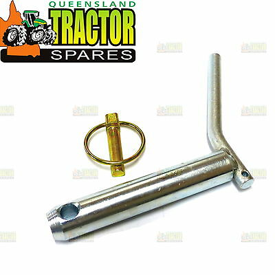 Category 2 Top Link Pin with Handle and Free Lynch Pin