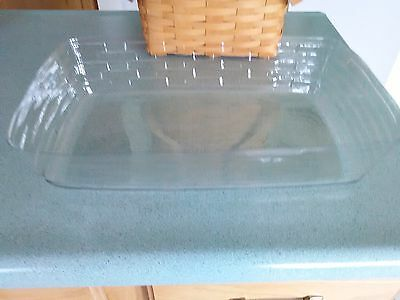 Plastic protector for your Longaberger Medium Gathering Basket  NEW
