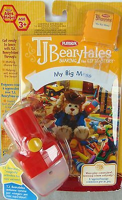 TJ Beary Tales ~ My Big Mess Hasbro Playskool - New