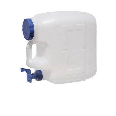 Water Container Outdoor Plastic 23L Camping Storage Hiking Jug Portable Outdoor