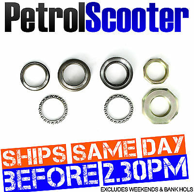 Baotian 50cc QT11 HEADSTOCK STEERING BEARING SET BTM Tommy 50 Chinese Scooter
