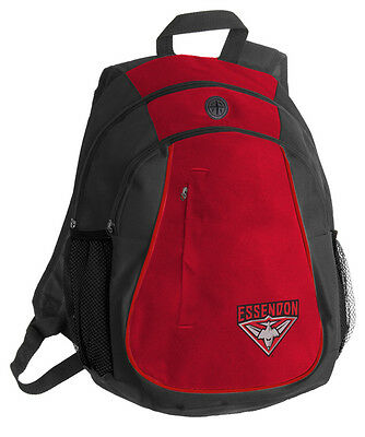 NEW Official Essendon Bombers Backpack