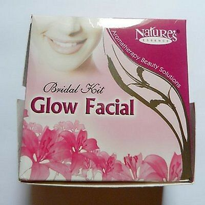 NEW Bridal facial Kit Nature's Essence Glow Facial 250g beauty solutions