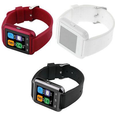 New Bluetooth Smart Wrist Watch Phone Mate For Android Smart Phone AU