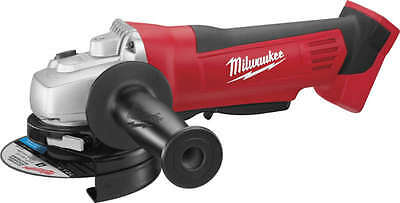 "Milwaukee HD18AG125-0 18V Li-Ion Cordless 5"" (125mm) Angle Grinder - Skin Only"