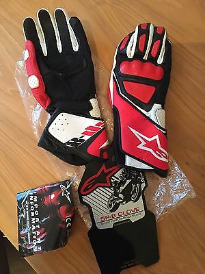 Alpinestars SP8 Gloves Smalls And Mediums Available