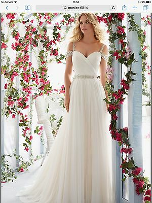 Bnwt 9 X Morilee Destination Bridal Gowns!! Job Lot!!