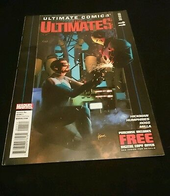 Ultimate comics the ultimates #11