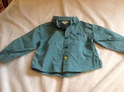 Ted Baker 6-Months Baby Boys Long Sleeved Shirt