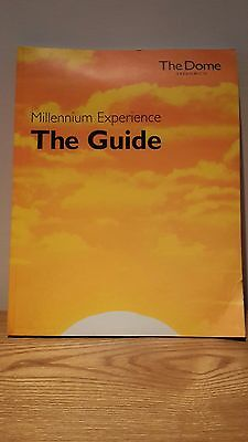 Millennium Experience The Dome Greenwich The Guide book