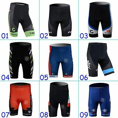 Hot Sale Fashion Mens Bike Shorts Outdoor Sports Wear Cycling Pants With Padded