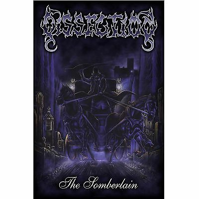 Dissection The Somberlain textile Poster Flag