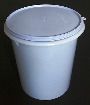 Tupperware - Giant Canister- 8.75 Ltr - Dry Storage - Light Blue - Free Shipping