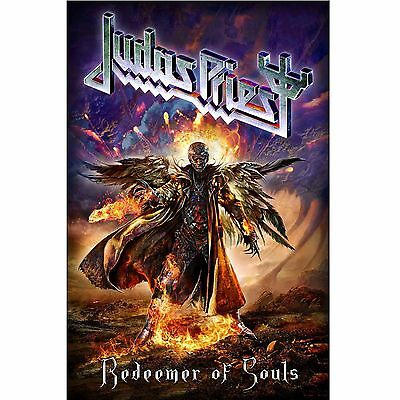 Judas Priest Redeemer of souls textile Poster Flag