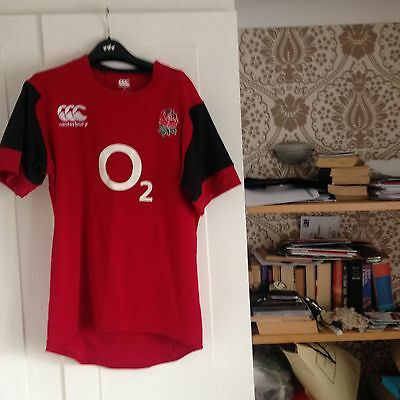 England rugby official training shirt
