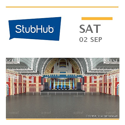Interpol Tickets - London