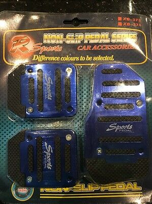 R Sports Pedals Universal