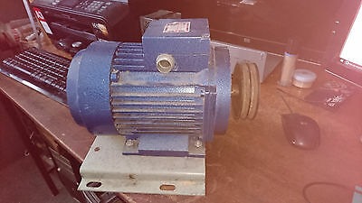 3PH 1.5kW 2hP Motor