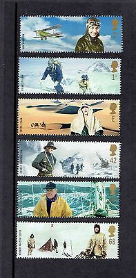 GB 2003 Extreme Endeavours, Set of 6. SG2360-2365, UnMounted Mint