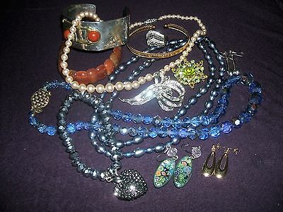 Quality Mixed Lot Costume Jewellery