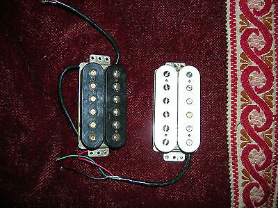 micros Fender humbucker DH-1 / neck and bridge 1998
