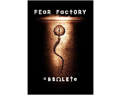 Fear Factory obsolete Textile Poster Flag