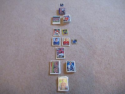 438 x Merlin Football Stickers from 1997 to 2004