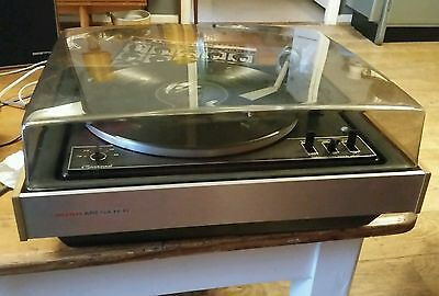 Bush Arena Hi-fi System Turntable Amp-Tuner and Speakers (faulty)