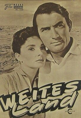 Weites Land  Gregory Peck 1368