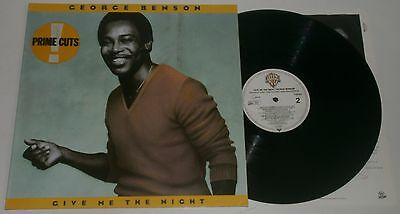 George Benson - Give Me The Night. 1980 Warner Bros LP Ex!