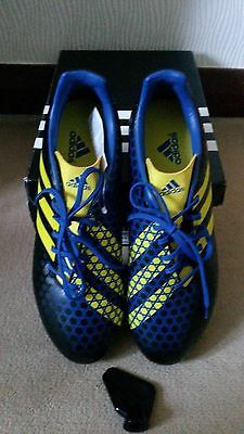 Men's Adidas Incurza SG rugby boot size uk 10