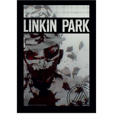 Linkin Park living things Textile Poster Flag