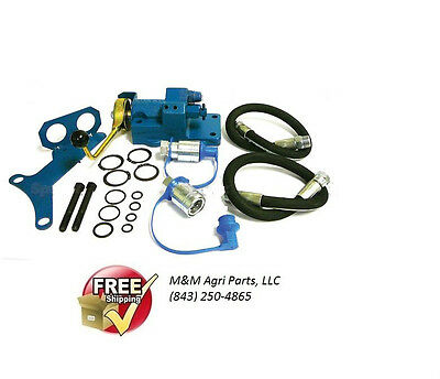 Ford Tractor New Hydraulic Remote Control Valve Kit 600 800 601 801 2000 4000 +