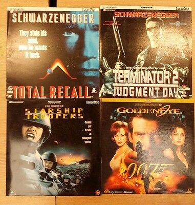 Job Lot collection of laser discs