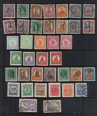 Mexico 1910-15 Collection