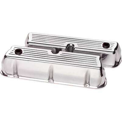 Billet Specialties 95320 Valve Cover Ford SBC TAll BL ML Polished