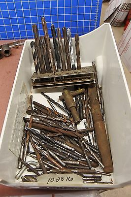 Lot Of Misc Drill Bits
