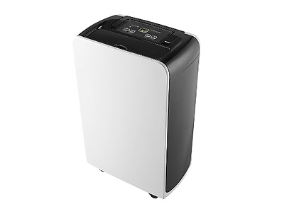 Electric Dehumidifier Portable Compact Air Energy Low Condensation Mould Damp !