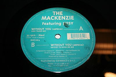 The Mackenzie Featuring Jessy – Without You (Arpegia)