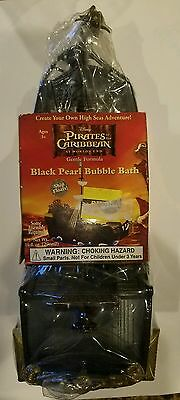 Disney's Pirates Of The Caribbean - At World's End - Black Pearl Bubble Bath