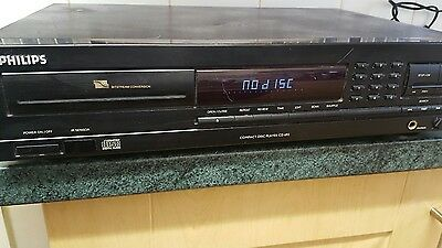 Philips Compact Disc Player Cd-692