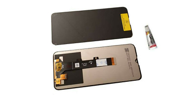 Original Huawei Ascend Mate 7 MT7 LCD Touchscreen Display Cover Glas Rahmen blac