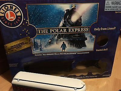 Lionel the polar express