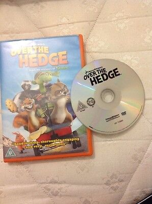 Over the Hedge - DVD.