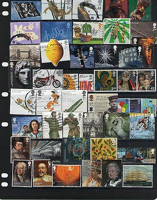 Great Britain Stamp Selection Lot 2