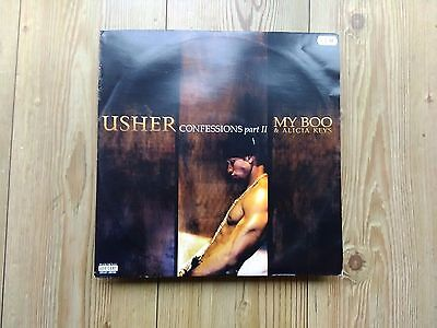 Usher – Confessions (Part 2) / My Boo : LaFace Records