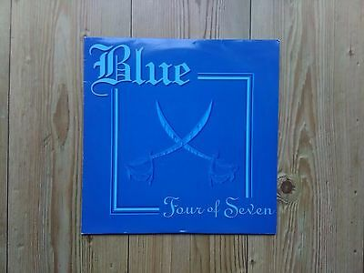 """Blue – Four Of Seven : Sabres Of Paradise 2x12"""" House Dub Downtempo"""