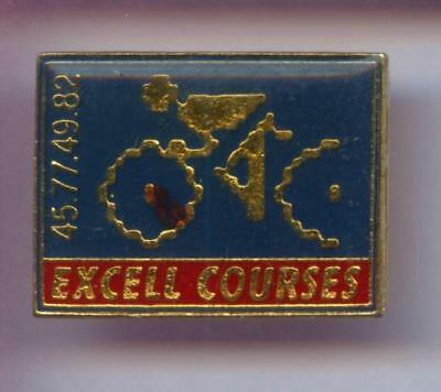 Rare Pins Pin's .. Velo Cycling Cyclisme  Excell  ¤4B