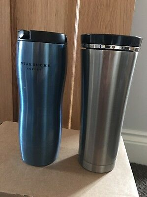 Two travel Cups