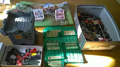 battlemasters mab battle master board game lot